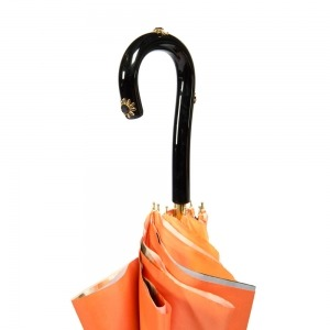 Зонт-трость Pasotti Orange Vivo Plastica Fiore фото-4