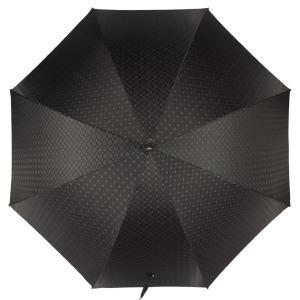 Зонт-трость Pasotti Owl Silver Bizantino Black фото-2