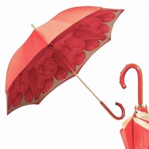 Зонт-трость Pasotti Rosso Koral Plastica фото-1