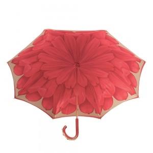 Зонт-трость Pasotti Rosso Koral Plastica фото-3