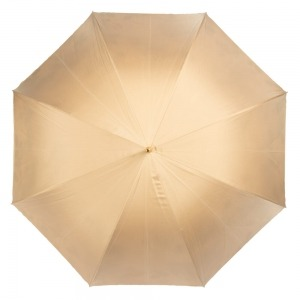 Зонт-трость Pasotti Sand Almond Duo Oro фото-2