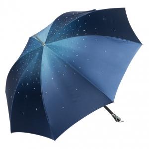 Зонт трость Pasotti Swarovski Blu  фото-1