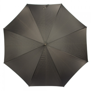 Зонт-трость Pasotti Toro Silver Grid Black фото-2