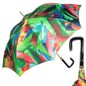 Зонт-трость Pasotti Uno Leaves Quattro фото-1