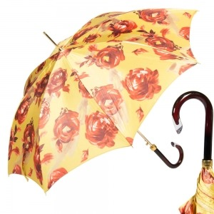 Зонт-трость Pasotti Uno Pattern Terracotta фото-1