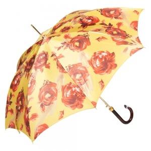 Зонт-трость Pasotti Uno Pattern Terracotta фото-3