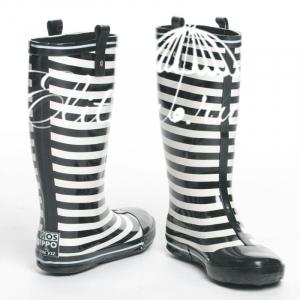 Сапожки резиновые Zebra фото-1