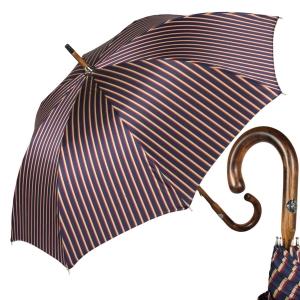 Зонт-трость Pasotti Maple Alfred Yellow M фото-1