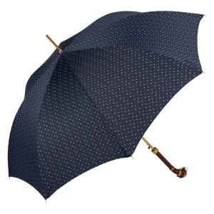 Зонт-трость Pasotti Blu Maple Dots Boxer Lux фото-3
