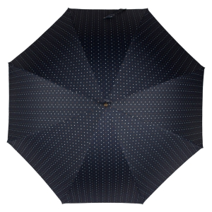 Зонт-трость Pasotti Blu Maple Dots Boxer Lux фото-2