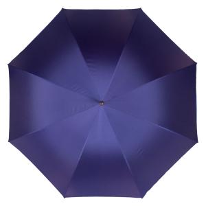 Зонт-трость Pasotti Blu Penna Flat Sfera фото-2