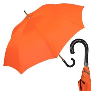 Зонт-трость Pasotti Braid Coral фото-1