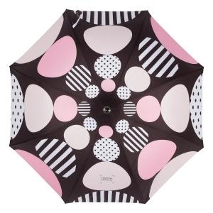 Зонт-Трость Chantal Thomass 1064-LA Geometrie Fuxia фото-3