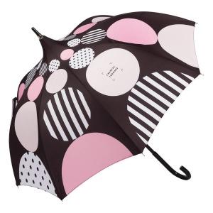 Зонт-Трость Chantal Thomass 1064-LA Geometrie Fuxia фото-2