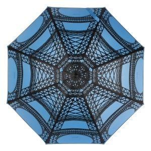 Зонт-Трость Guy De Jean 1214-LA Eiffel Blu фото-3