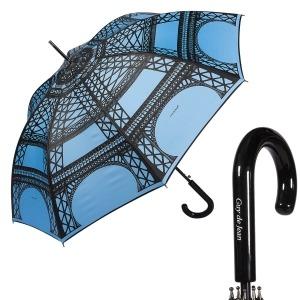 Зонт-Трость Guy De Jean 1214-LA Eiffel Blu фото-1