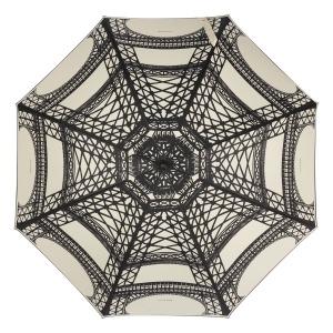 Зонт-Трость Guy De Jean 1214-LA Eiffel Crema фото-3