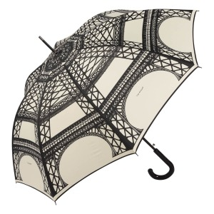 Зонт-Трость Guy De Jean 1214-LA Eiffel Crema фото-2