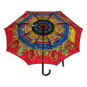 Зонт-трость Moschino 8019-d63autoa Zodiac Multi фото-3