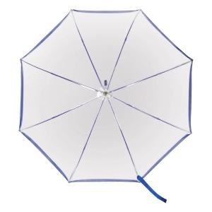 Зонт-трость M&P C4700-LM Transparent Blu фото-3