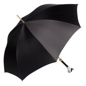 Зонт-трость Pasotti Atlas Black Bulldog Lux фото-2