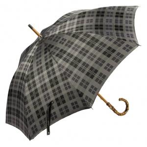 Зонт-трость Pasotti Bamboo Celtic Grey фото-2