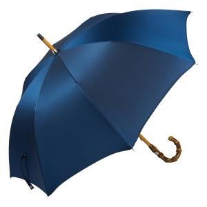 Зонт-трость Pasotti Bamboo Oxford Blu фото-2