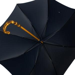 Зонт-трость Pasotti Bamboo Oxford Blu фото-4