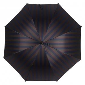 Зонт-трость Pasotti Bark Chestnut Alfred Blu фото-3