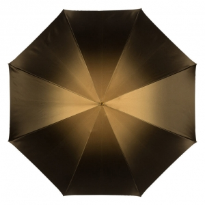 Зонт-трость Pasotti Becolore Beige Garden Oro фото-4