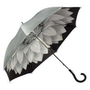 Зонт-трость Pasotti Becolore Georgin Grigio Plastica Strass фото-2
