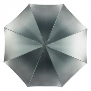 Зонт-трость Pasotti Becolore Georgin Grigio Plastica Strass фото-4