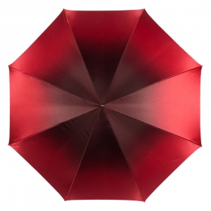 Зонт-трость Pasotti Becolore Rosso Rosa Oro Dentell фото-4
