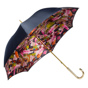 Зонт-трость Pasotti Blu Luminoso Spring фото-2