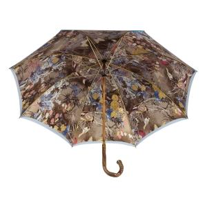 Зонт-трость Pasotti Blu Paradis Broom фото-3