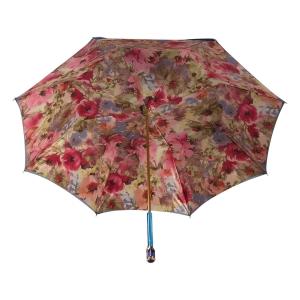 Зонт-трость Pasotti Blu Pion Vetro Blu фото-3