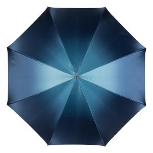 Зонт-трость Pasotti Blu Pion Vetro Blu фото-4