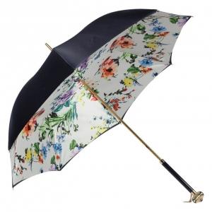 Зонт-трость Pasotti Blu Ticolori Globe фото-2