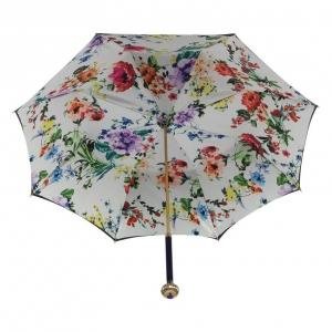 Зонт-трость Pasotti Blu Ticolori Globe фото-3