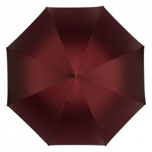 Зонт-трость Pasotti Bordo Lino Classic Pelle фото-4