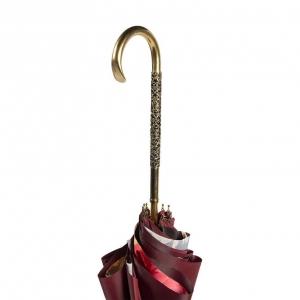 Зонт-трость Pasotti Bordo Palazzo Oro Dentell фото-5