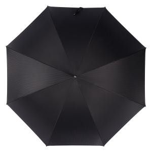 Зонт-трость Pasotti Capo Nero StripesS Black фото-3