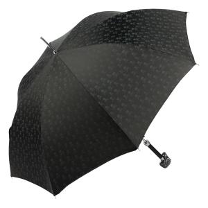 Зонт-трость Pasotti Capo Sculls Swarovski Nero фото-2