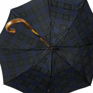 Зонт-трость Pasotti Chestnut Blu Celtic фото-5