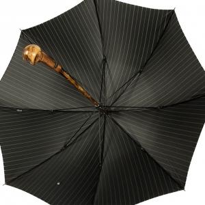 Зонт-трость Pasotti Chestnut Bruce Verde фото-4