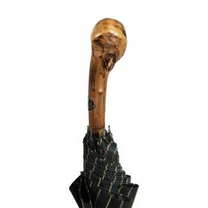 Зонт-трость Pasotti Chestnut Bruce Verde фото-5