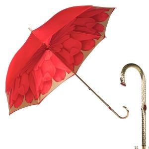 Зонт-трость Pasotti Coral Georgin Oro фото-1