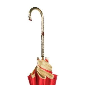 Зонт-трость Pasotti Coral Georgin Oro фото-5