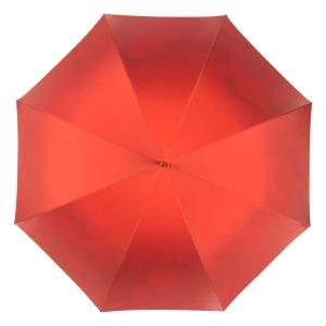 Зонт-трость Pasotti Coral Lumino Rosso Strass фото-4
