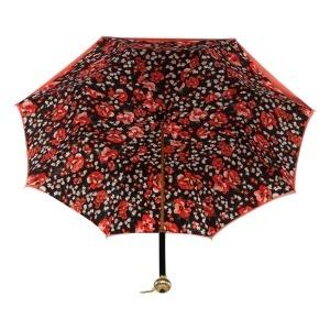 Зонт-трость Pasotti Coral Papavero Globe фото-3